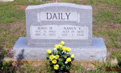 Nancy Ellen <i>Young</i> Daily