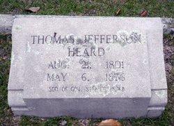 Thomas Jefferson Heard