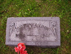 Josephine <i>Rupe</i> Allison