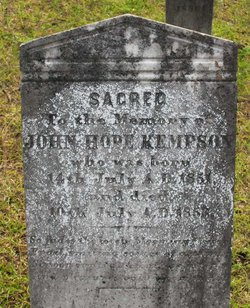 John Hope Kempson
