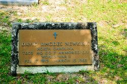 David Rhodes Newkirk