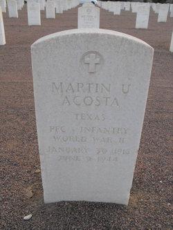 PFC Martin U Acosta