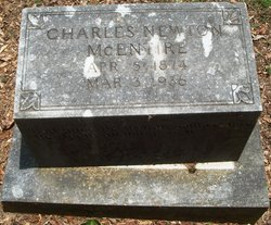 Charles Newton McEntire