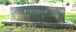 Eva <i>Nichols</i> Bennett
