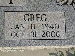 Gregory Robert Greg Anthony