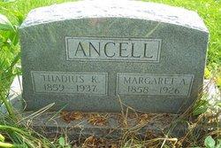Margaret Ann <i>Cleek</i> Ancell