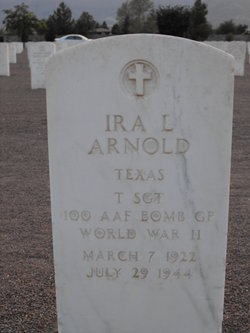 Ira L Arnold