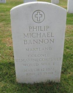 Philip Michael Bannon