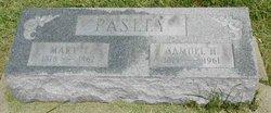 Samuel H Pasley
