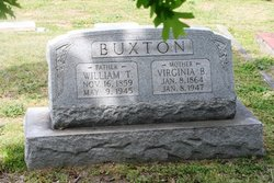 Virginia Maude <i>Brooks</i> Buxton