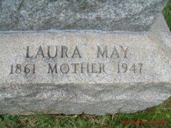 Laura May <i>Albright</i> Mann