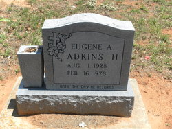 Eugene A. Adkins, II