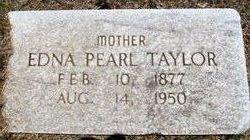 Edna Pearl <i>Bernero</i> Taylor