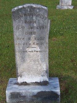 John H Burnett