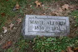 May F. Alford