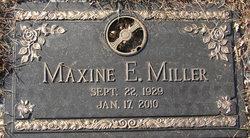 Maxine Ellen <i>Wells</i> Miller