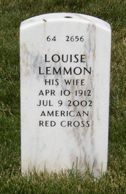 Louise <i>Lemmon</i> Dawes