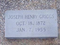 Joseph Henry Griggs