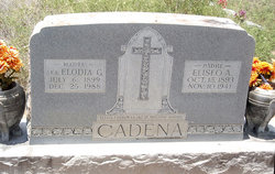 Elodia <i>Gonzalez</i> Cadena
