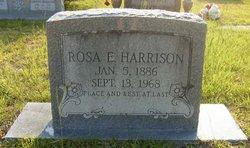 Rosa E. Harrison