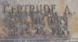 Gertrude <i>Allen</i> Fuller