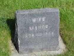 Maude <i>Burroughs</i> Boggess