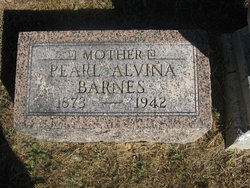 Pearl Alvina Barnes