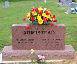 Agnes Rosemary Aggie <i>Kolb</i> Armistead