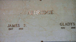 Gladys <i>Towery</i> Aldridge