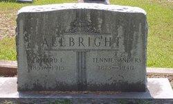 Hortense Tennie <i>Sanders</i> Allbright