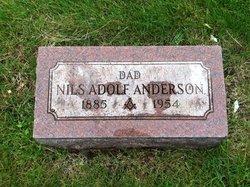 Nils Adolf Anderson, Sr