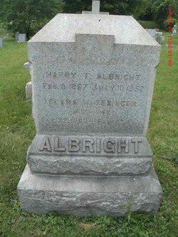 Harry Thomas Albright