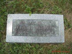 Olive E. Albright