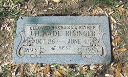 J. H. Wade Risinger