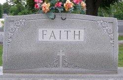 Bertha May <i>Henning</i> Faith