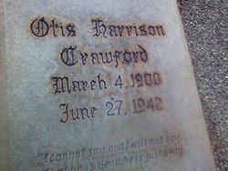Otis Harrison Crawford