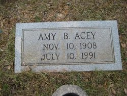 Amy B Acey