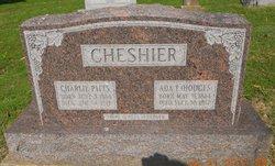 Ada F. <i>Hodges</i> Cheshier