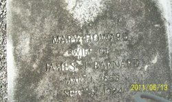 Mary Etta <i>Howard</i> Barnard