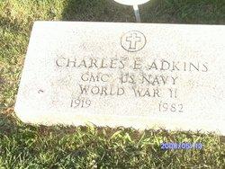 Charles E Adkins