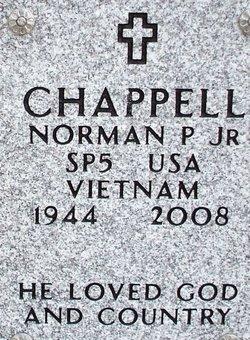 Norman P Chappell, Jr