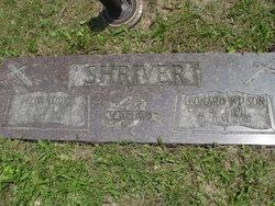Leonard Wilson Shriver