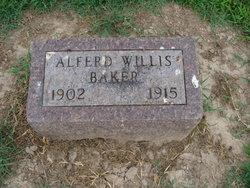 Alfred Willis Baker