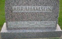 Frank Oscar Abrahamson