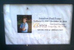 Jonathan Paul Foster