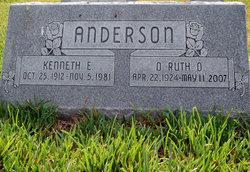 Kenneth E. Anderson, Sr