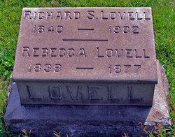 Rebecca <i>Stewart</i> Lovell