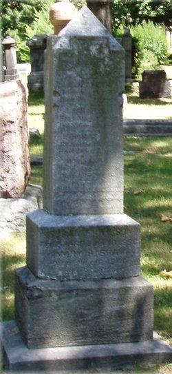 Elizabeth Jane Eliza <i>Spear</i> Wilson