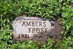 Ambers A. Frost