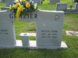 Helen <i>York</i> Grazier